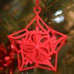 Работилница-творилница за 3D – Коледна украса
