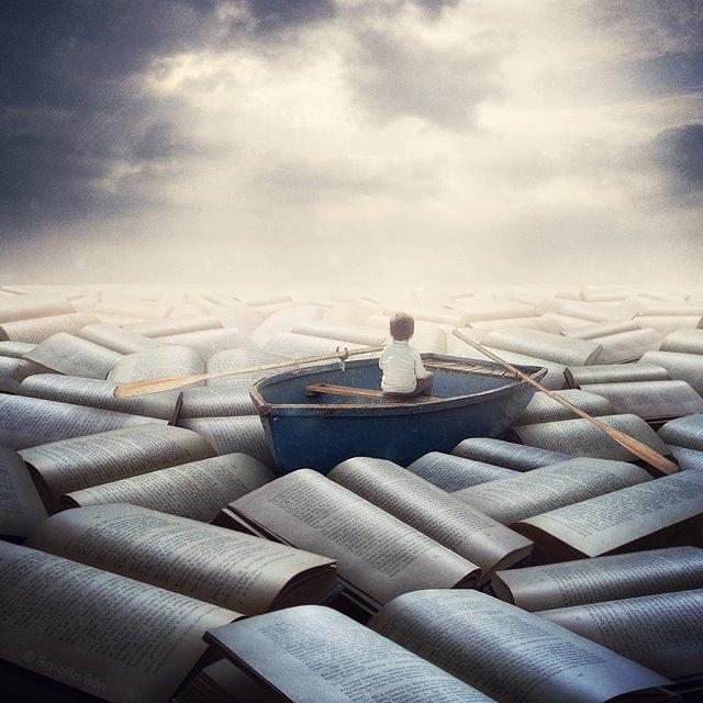 """Пътешествие из """"книжното"""" море"""